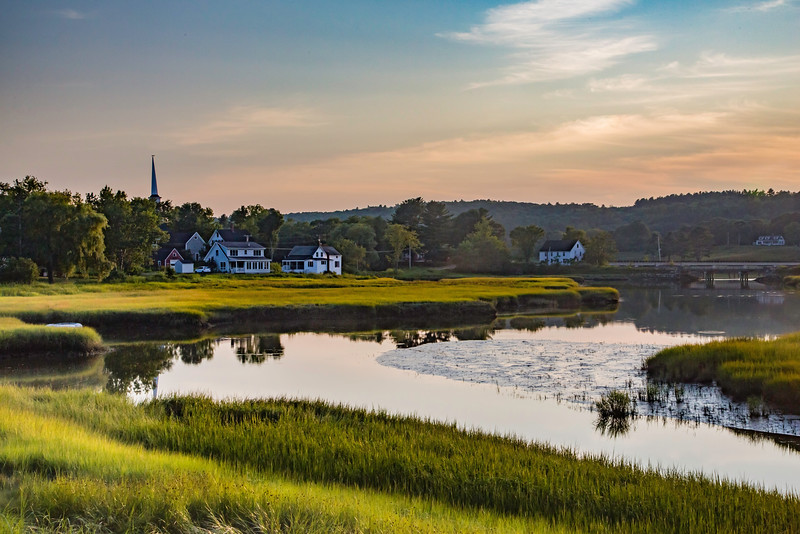 SHEEPSCOT VILLAGE