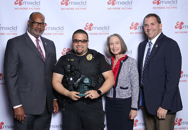 MADD 15th Annual Golden Shield Honors