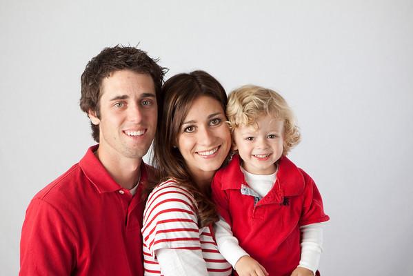 Familee - Christmas card 2010