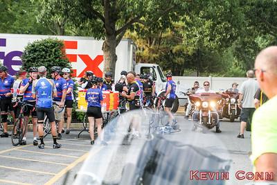 FDNY 343 Ride, Day 4, 9-10-16