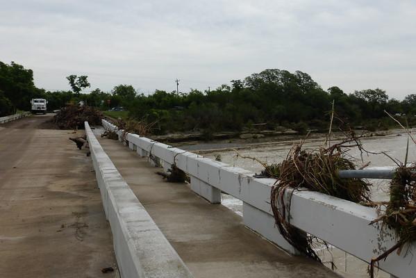 Memorial Weekend Flood Blanco River 2015