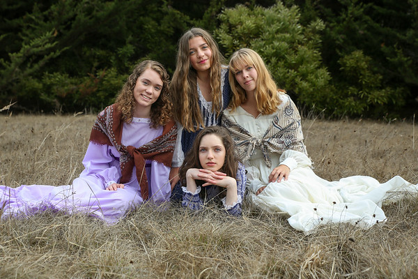 Little Women Publicity, Oct. 2018