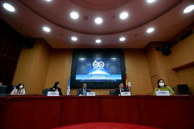 Монгол Улс НҮБ-д элссэний 60 жилийн ой