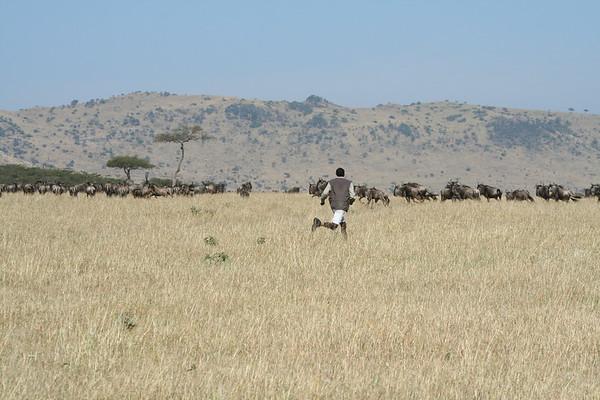 Klein's Camp Tanzania 2006