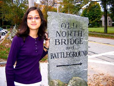 Old North Bridge 5OCT08