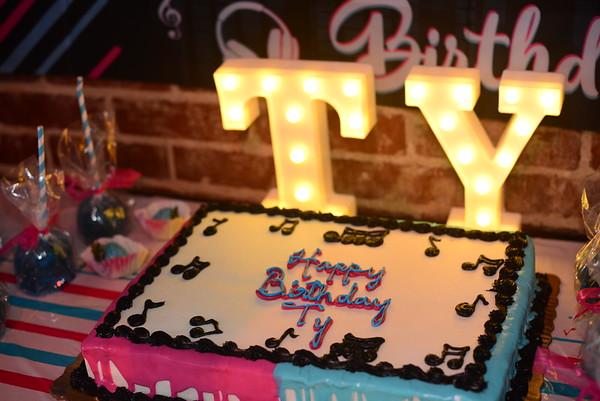 Ty's 9th Birthday
