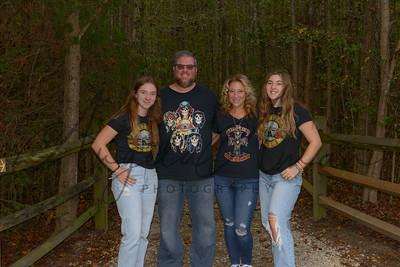 Garrity Family portraits