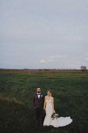 Bryce & Marina. Married.