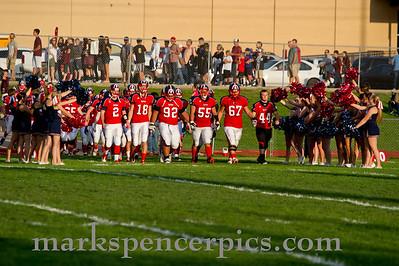 Football SHS vs MapleMt 9-9-2011