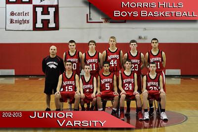 2012-2013 Junior Varsity