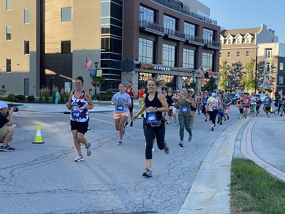 2020 Honor the Brave 5K Fishers