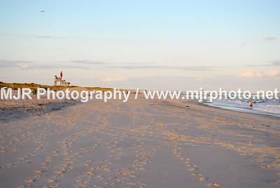 Surfing, Gilgo Beach, NY, (9-11-06)
