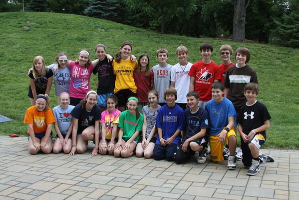 Middle School Field Day 2011