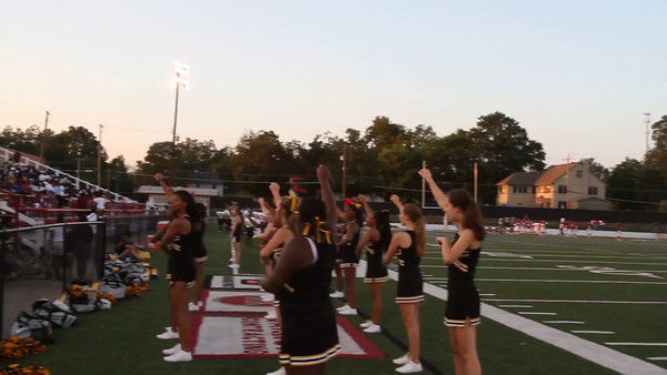 Cheerleading 9-4-2014