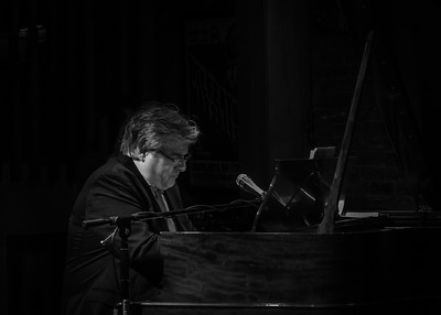 Jazz At The Merc - Chris Dawson Trio