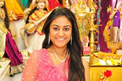 Jyoti's 18th Birthday Pooja