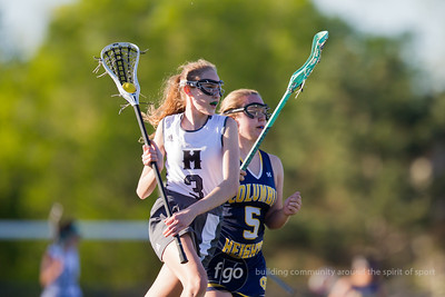 5-4-16 Columbia Heights v Minneapolis Girls Lacrosse