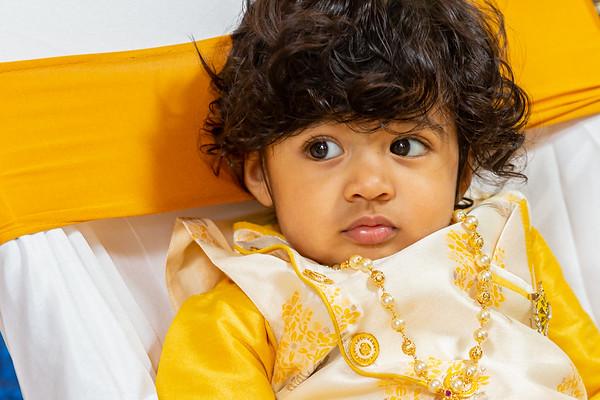 Sidharth 1st Birthday