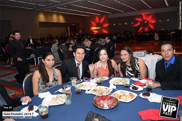 Gala FiestaDC 2014 | Sat, Sep 20