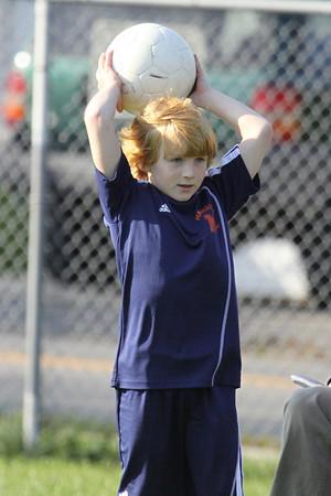 Aidan Soccer 10/14