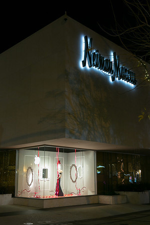 2012.12.09 Neiman Marcus Window Display