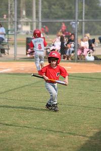 Pepperell Levee Baseball 2006