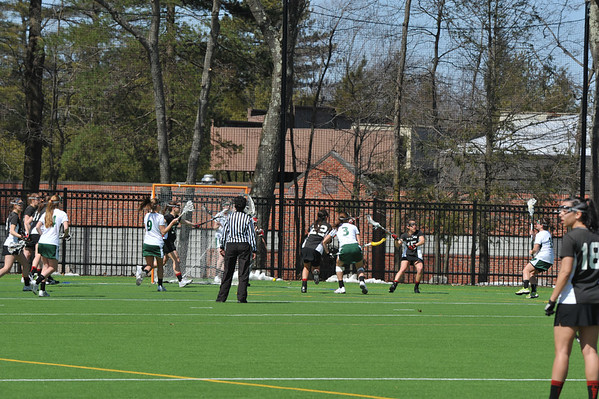 BABSON WOMENS LAX   3.30.2013