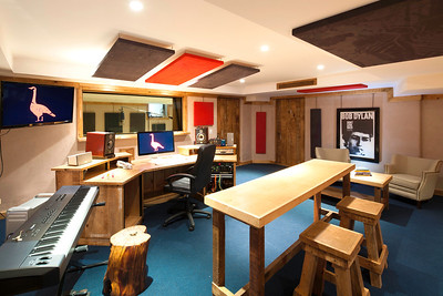 The Underground Recording Studio