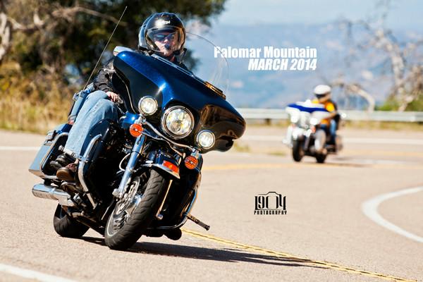 Palomar Mountain March 15-16, 2014