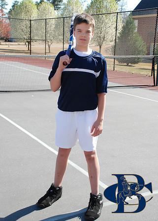 Knight Tennis Spring 2011