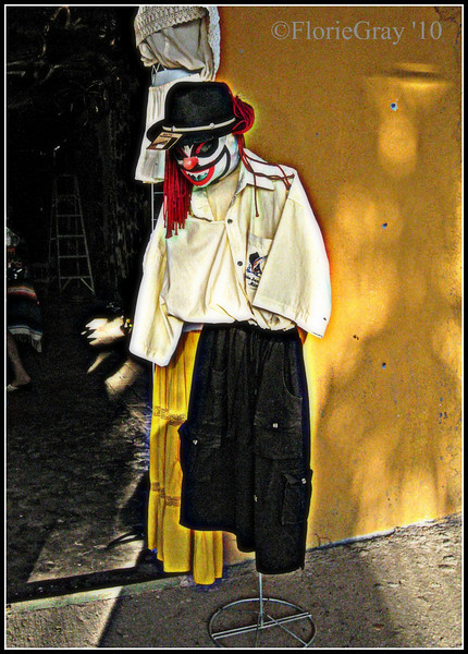 Lucha Libre Lady; San Jose del Cabo, Mexico