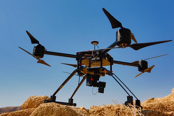 Dead Sea Drones