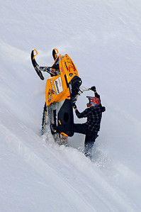 Cory Serapin Snowmobile