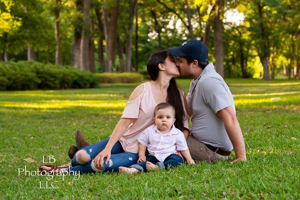 Elliot's Family Photo