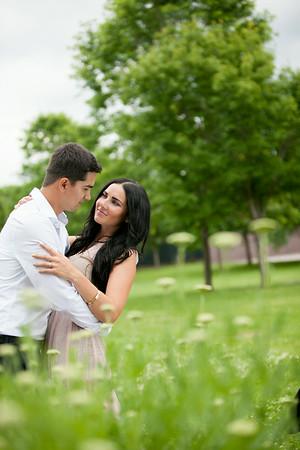 Sergey & Nadya Engaged