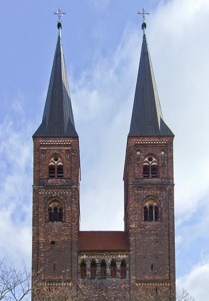 Stendal, Dom St. Nikolaus, Westseite