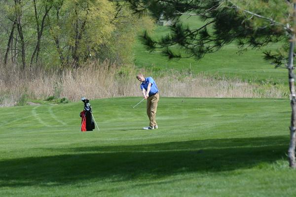 Varsity Boys Golf at Beatrice, 4-27-15