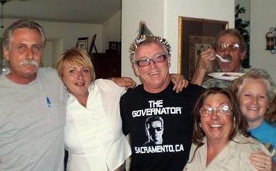 Jack's Retirement Party