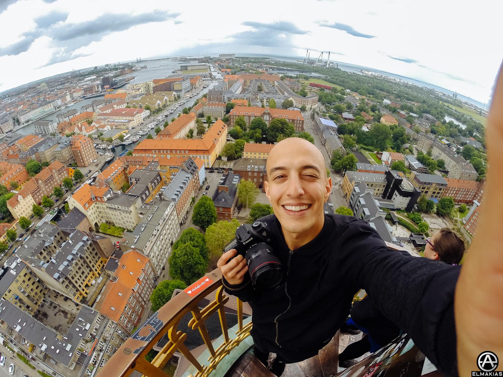 Adam Elmakias in Copenhagen, Denmark