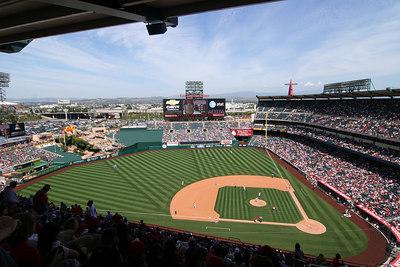 Orioles Games in Anaheim