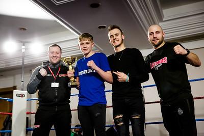 22/02/2020: Legions Amateur Boxing Show