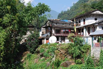 Day 1 - Naya Pul to Ghandruk (Oct 14)
