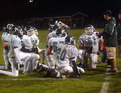 LeRoy vs Avon - Football 2006