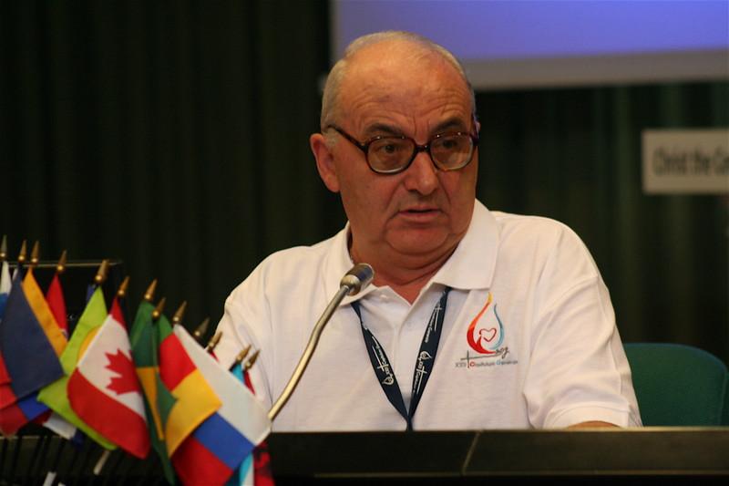 Fr. Attilio Zorzetti of Argentina.