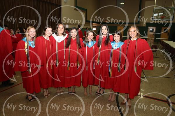 Baccalaureate Mass Class of 2018