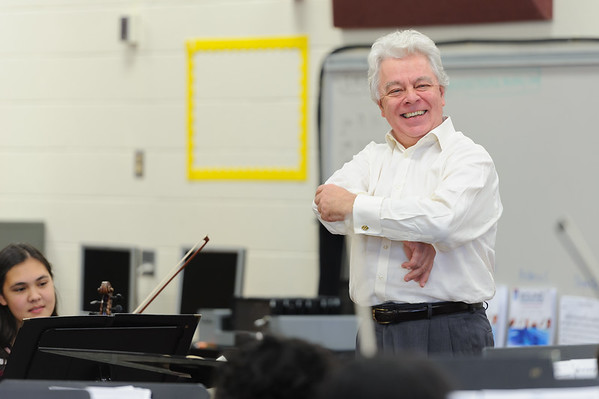 2016-11-10 Northwest School Symphony Class