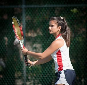 Varsity Tennis 050715