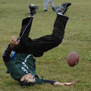 AAMP Flag Football 2005
