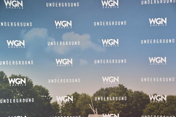 """WGN America """"Underground"""" Screening"""