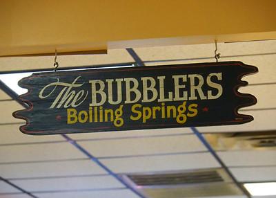 Boiling Springs Fall 2014
